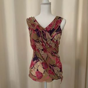 Floral Ideology Top